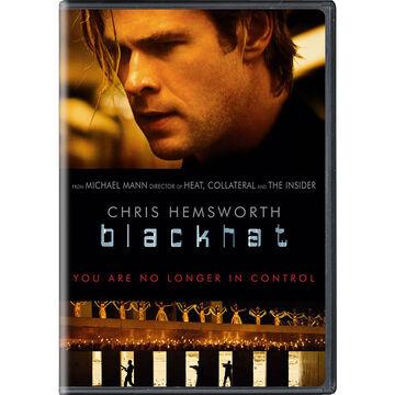 Blackhat - DVD