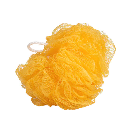 Life Candy Bath Pouf - Yellow