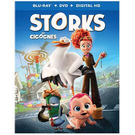 Storks - Blu-ray