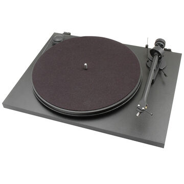 Pro-Ject Essential II Phono Pre-Amp USB Out OM5E - Matte Black - PJ50438262