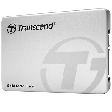 Transcend 256GB Solid State Drive  370S - Aluminum - TS256GSSD370S