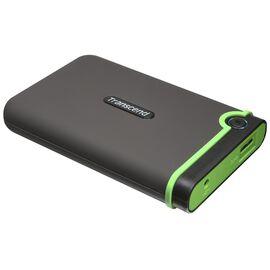 Transcend 1TB StoreJet Rugged 2.5inch External Hard Drive - USB 3.0 - TS1TSJ25M3