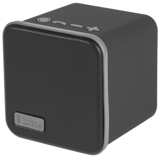 iHome Bluetooth Speaker - Black - IBT56BG