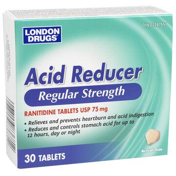 London Drugs Acid Reducer Tablets - 30's