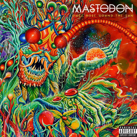Mastodon - Once More 'Round the Sun - Vinyl