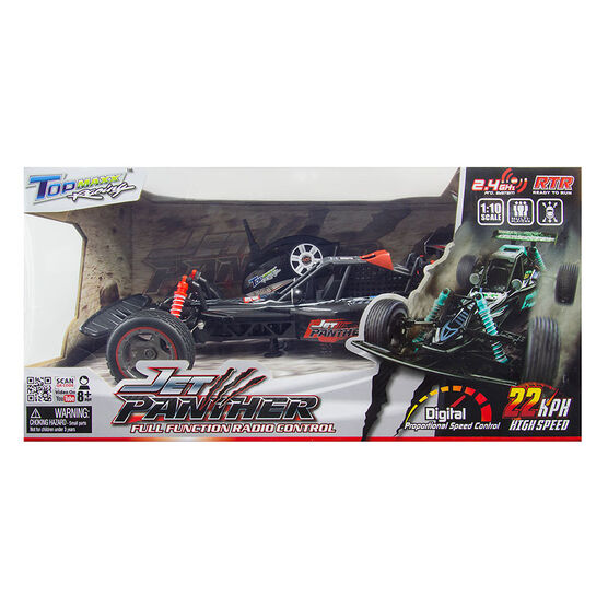 Top Maxx Racing - Remote Control Jet Panther