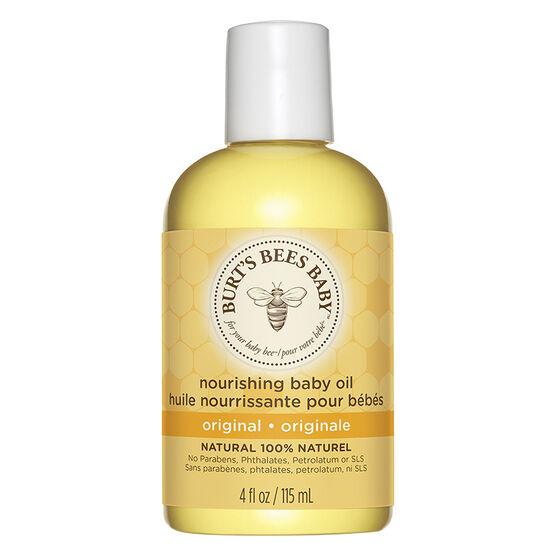 Burt's Bees Apricot Baby Oil - 115ml