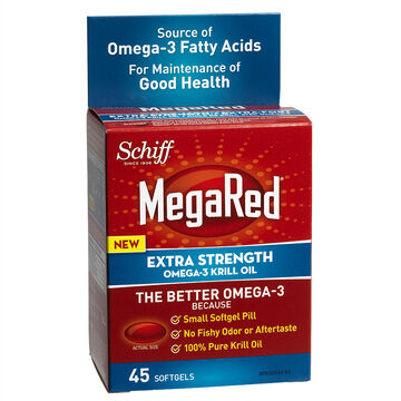 MegaRed Krill Oil 500mg - 45's