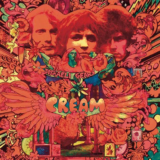 Cream - Disraeli Gears - Vinyl