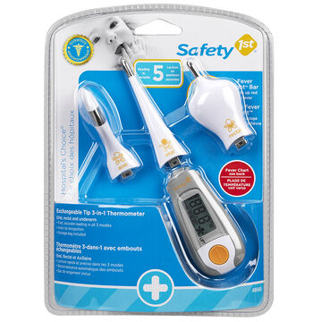 Safety 1st 3-in-1 Thermometer