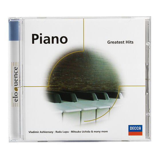 Various Artists - Piano:Greatest Hits - CD