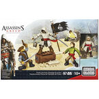 Mega Bloks Assassin's Creed Pirate Crew Pack