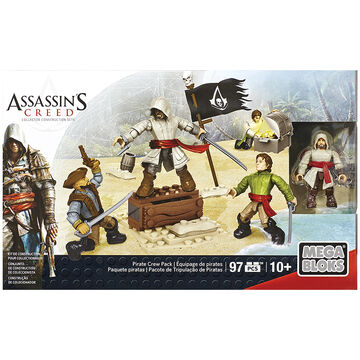 Mega Bloks Assassin's Creed Pirate Crew Pack
