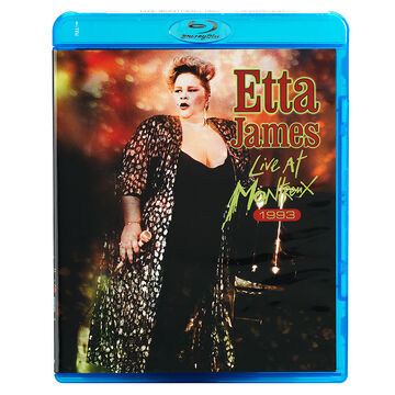 Etta James: Live at Montreux - Blu-ray