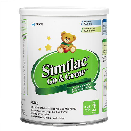 Similac Go & Grow Powder - 850g