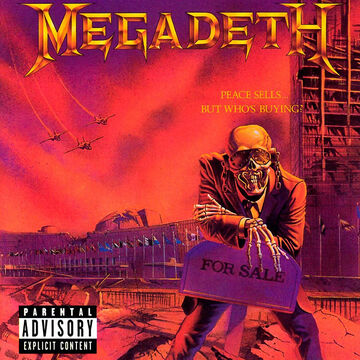 Megadeth - Peace Sells…But Who's Buying? - Vinyl