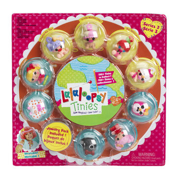 Lalaloopsy Series 2 Tinies - Assorted - 10 pack