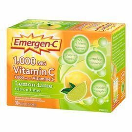 Emergen-C - Lemon Lime  - 30's