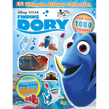 Finding Dory Ultimate Sticker Collection