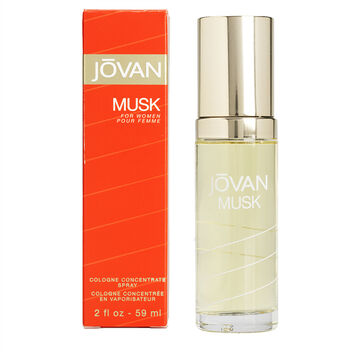 Jovan Musk for Woman Cologne Spray - 59ml