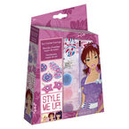 Style Me Up! Sun Catcher Clear Earings Set - 53506