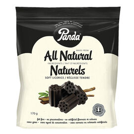 Panda Licorice - Natural - 170g