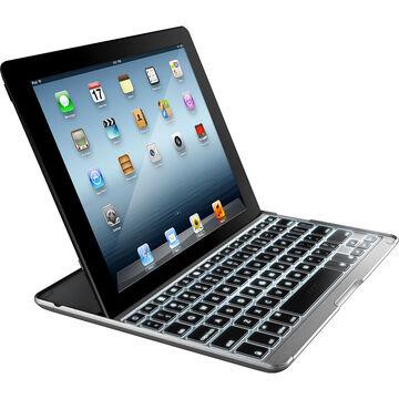 Zaggkeys Hinged Folio for iPad Mini - Black - Z-IM2ZKF-BB0