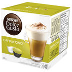 Nescafe Dolce Gusto Two Part Coffee Pods - Cappuccino - 8's