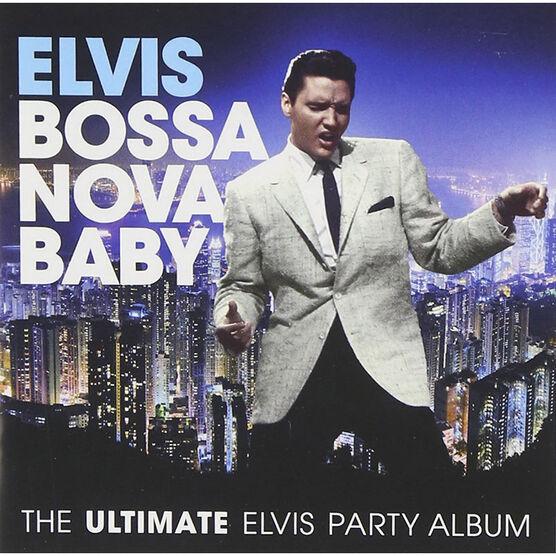 Elvis Presley - Bossa Nova Baby - CD