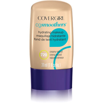 CoverGirl Smoothers All Day Hydrating Makeup - Creamy Natural