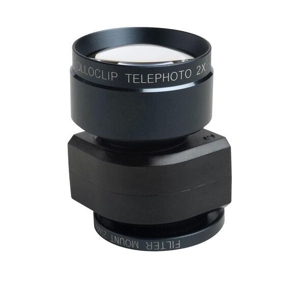 Olloclip iPhone 4/4s Telephoto Lens - Black - OCEU-IPH4-TCP-B