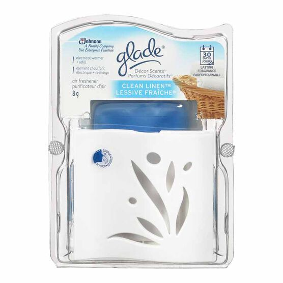 Glade Decor Scents Warmer - 1unit