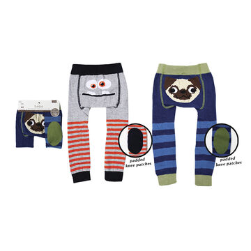 Bebe Crawlers - Boys - 6-12 months