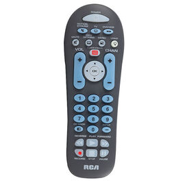 RCA 3 Device Remote Control - Grey - CRCR314WR