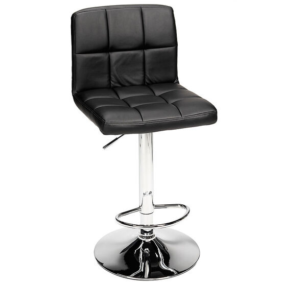 London Drugs Samantha Bar Stool - Black