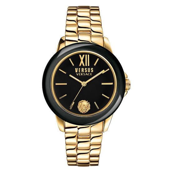 Versace Versus Abbey Road Ladies Watch - Gold/Black - SCC040016