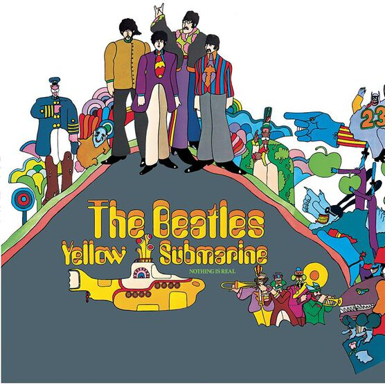The Beatles - Yellow Submarine - Vinyl