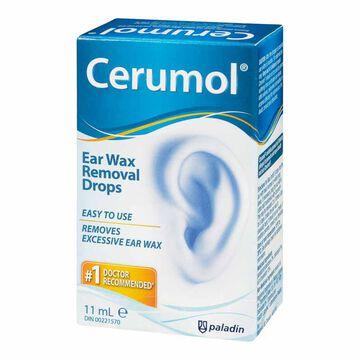 Cerumol Ear Wax Removal 110