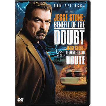 Jesse Stone: Benefit Of The Doubt - DVD