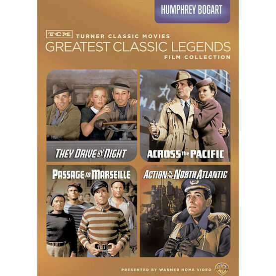 TCM Greatest Classic Films Collection: Humphrey Bogart - DVD