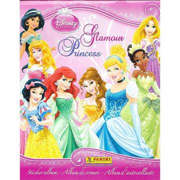 Panini Disney Princess Glamour Princess Sticker Album