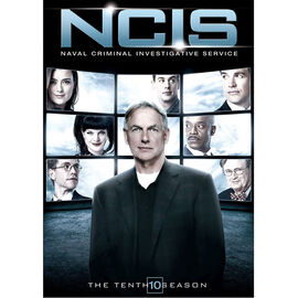 NCIS: The Tenth Season - DVD