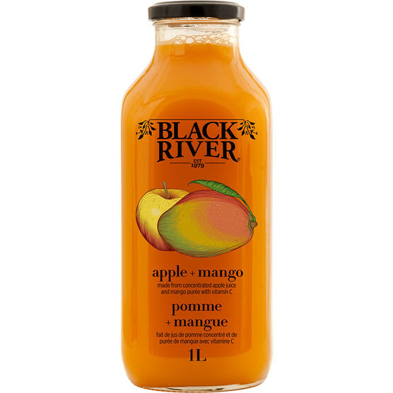 Black River Apple Mango Juice - 1L