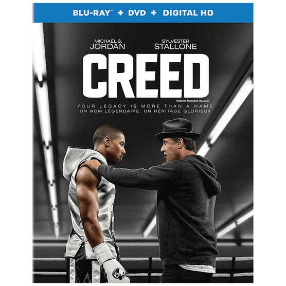 Creed - Blu-ray + DVD