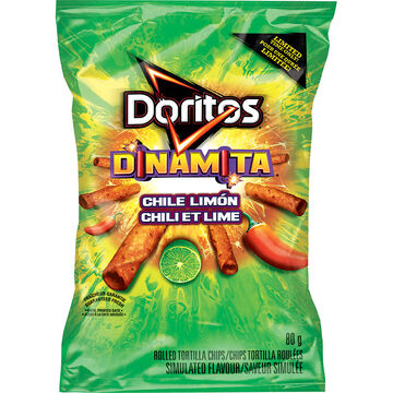 Doritos Dinamita - Chile Limon - 80g