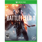 PRE-ORDER: Xbox One Battlefield 1