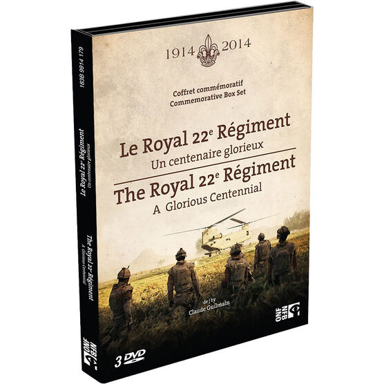Royal 22E Regiment - DVD