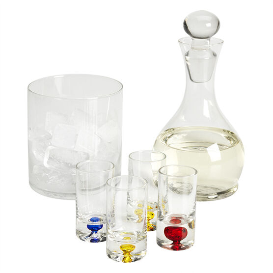 London Drugs Shot Glass Set - 6 piece
