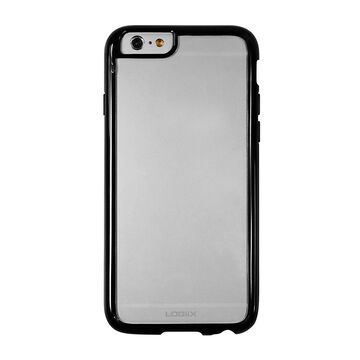 Logiix Gel Guard for iPhone 6 - Clear/Black - LGX10988