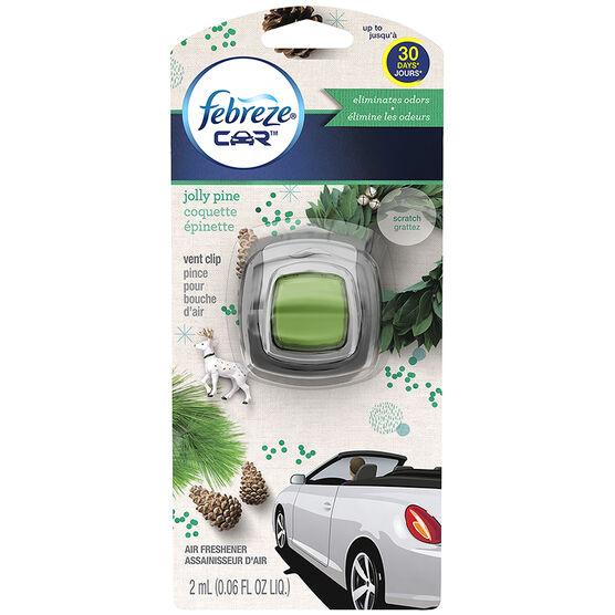 Febreze Car - Jolly Pine - 2ml